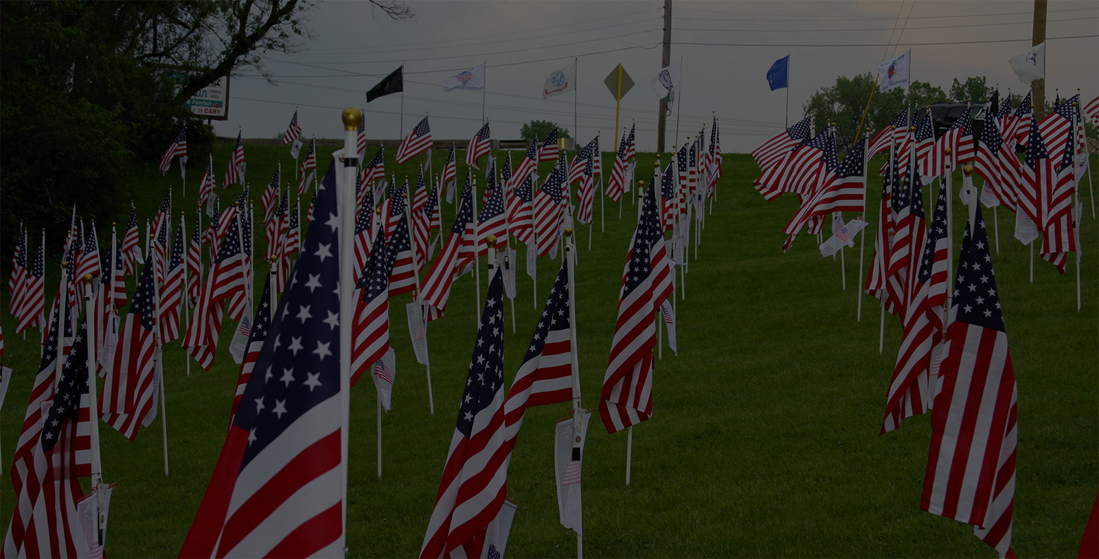 Memorial Day Field to the Fallen May 24th – May 27thMemorial Day Field to the Fallen May 24th – May 27th