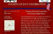 Boomers 4th of July Fundraiser