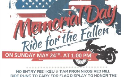 Ride for the Fallen